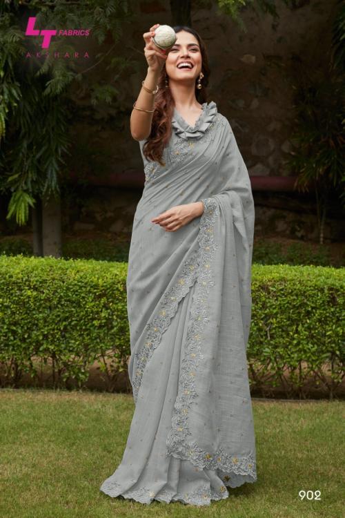 LT Fabrics Akshara 902 Price - 1295