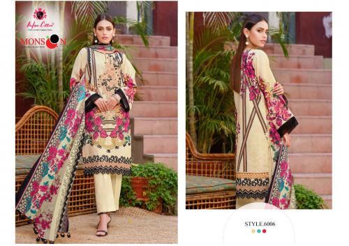 Nafisa Cotton Monsoon 6006 Price - 399