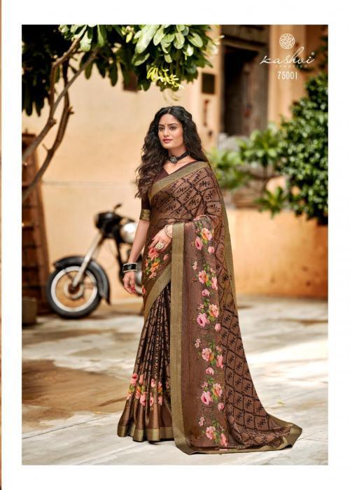 Kashvi Creation Drishti 75001-75010 Series