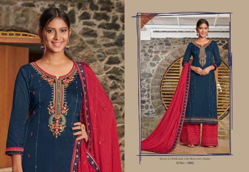 Kessi Fabric Safari 5862 Price - 949