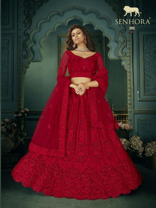 Senhora Dresses Indian Queen Bridal Haritage Vol-03 2005-2008 Series