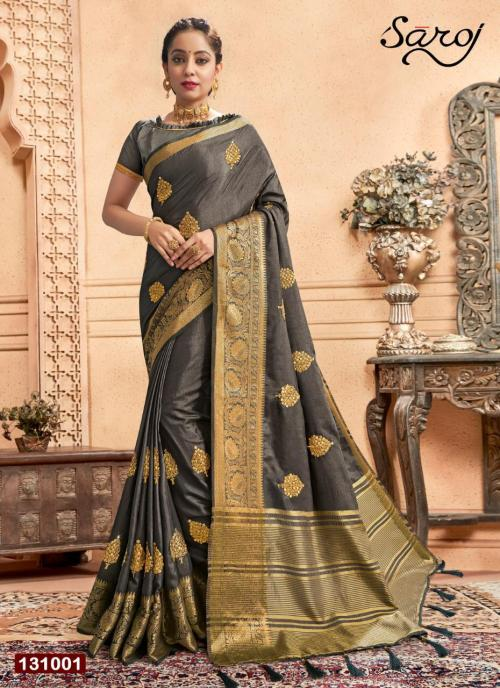 Saroj Saree Shivika 131001-131004 Series