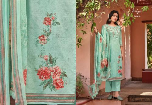 Lt Nitya Fabrics Ehsaas 1006 Price - 1425