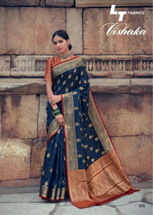 LT Fabrics Vishaka Silk 505 Price - 1125
