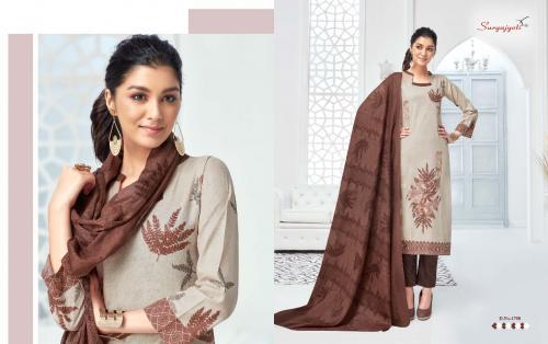 Surya Jyoti Trendy Cotton 4708 Price - 465