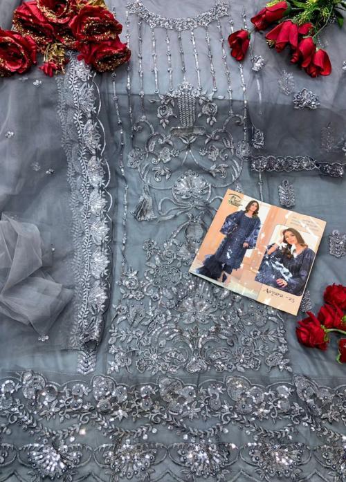 Laaibah Designer Aayra 25-D Price - 1025