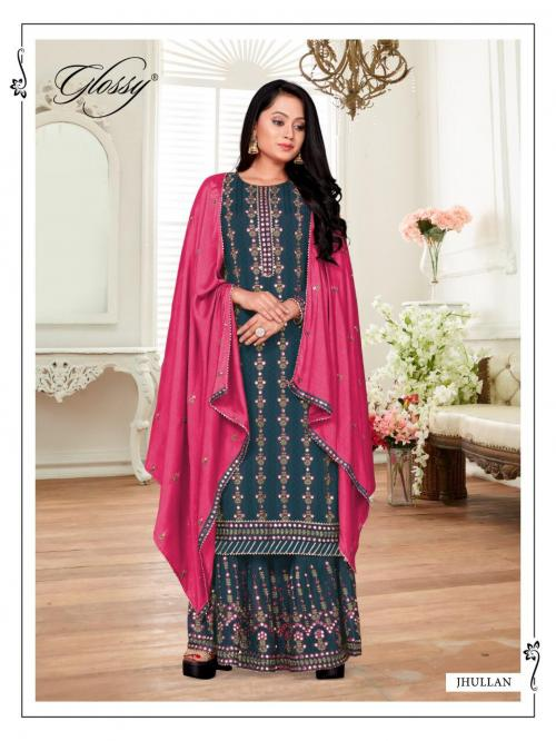 Glossy Jhullan-D Price - 2345
