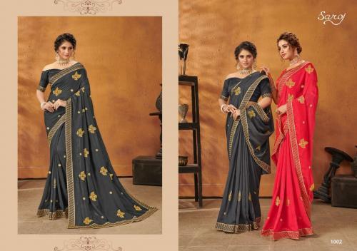 Saroj Textiles Sanam 1002 Price - 865