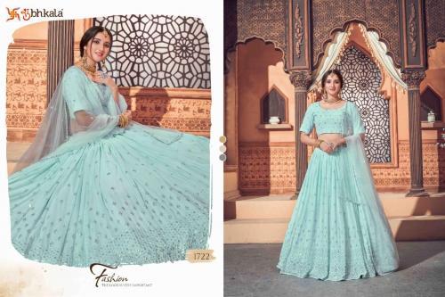 Shubhkala Bridesmaid 1722 Price - 2400