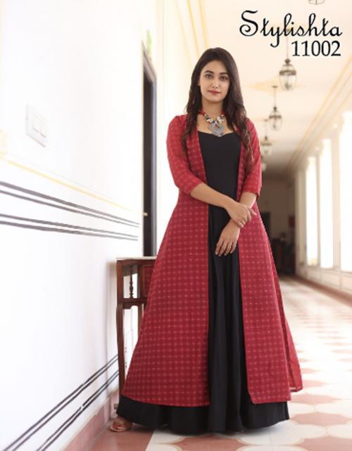 Stylishta Gown 11002 Price - 1095