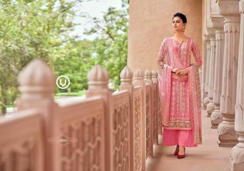 Vivek Fashion World Vol-10 2901-2908 Series
