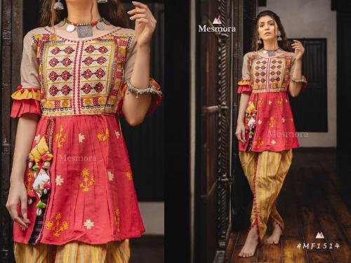 Mesmora Fashion Kathputli Female Kedia Collection MF 1514 Price - 1199