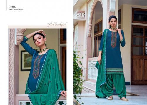 Kessi Fabric Patiala House 5937 Price - 849