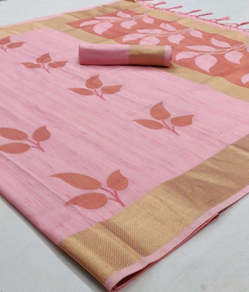 Rajtex Saree Korlin Silk 129006 Price - 1245