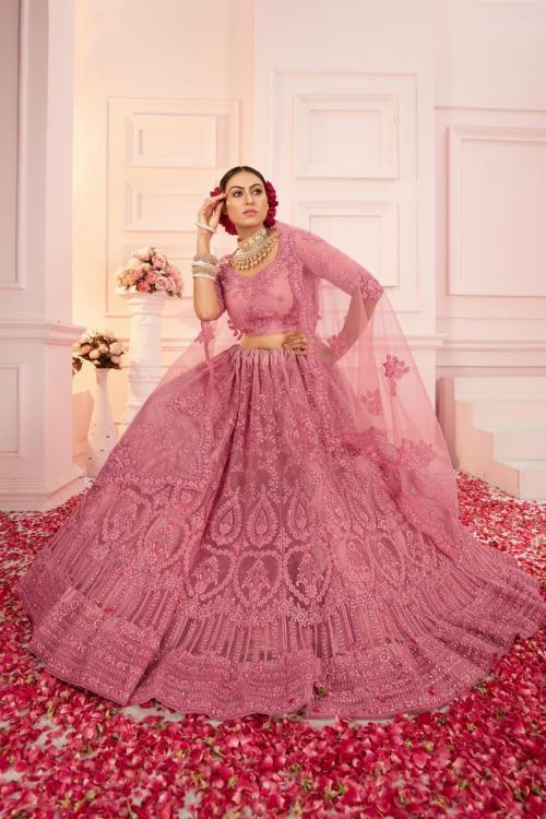 Senhora Bridal Heritage Colour Saga 2014-B Price - 5199