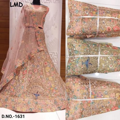 LMD Lehenga 1631 Price - 7075