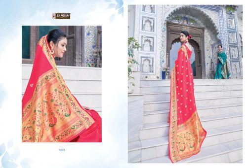 Sangam Prints Adishree Silk 1005 Price - 1575