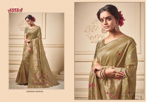 Asisa Saree Poorvi 5302 Price - 1415