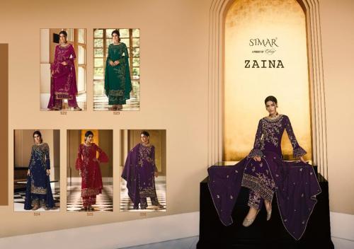 Glossy Simar Zaina 522-526 Price - 9725