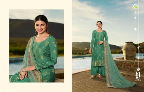 Vinay Fashion Ambition Vol-3 12391-12396 Series