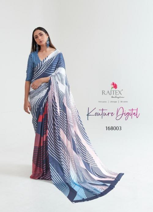 Rajtex Saree Kouture Digital 168003 Price - 1005