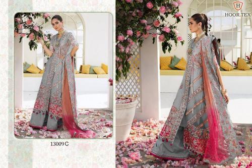 Hoor Tex Nafiza Colour Gold 13009 C Price - 1650