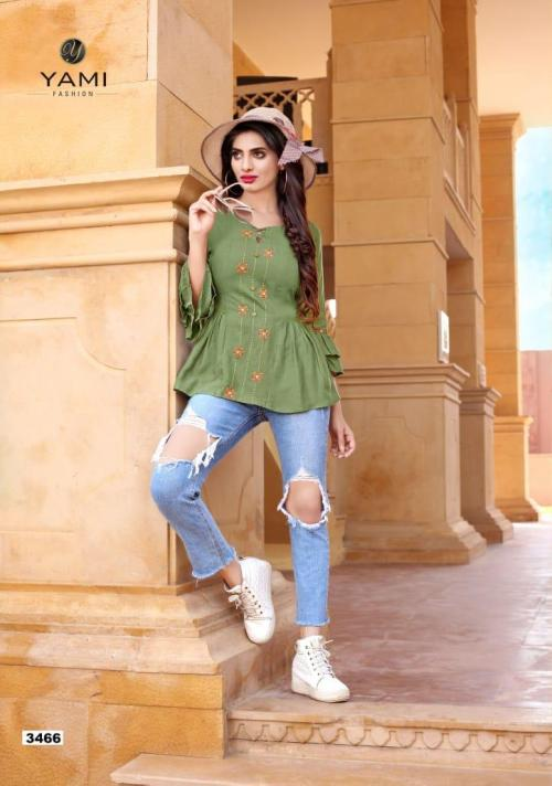 Yami Fashion Topsy 3466 Price - 495