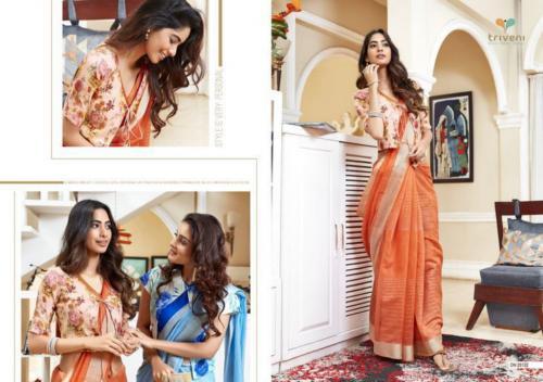 Triveni Saree Nakshita 25122 Price - 831