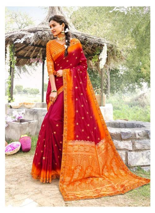 Lifestyle Saree Sapna  Vol-1 68341-68346 Series