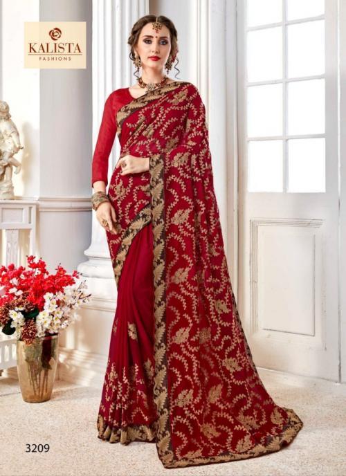 Kalista Fashions Amaira Vol-2 3209-3216 Series
