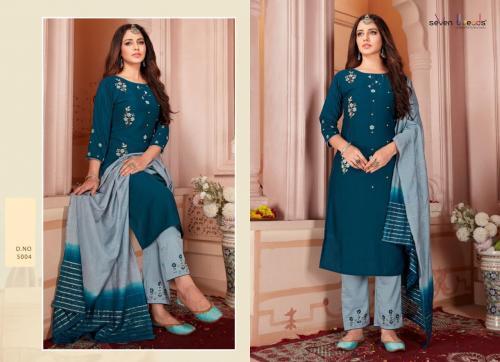 Seven Threads Noor 5004 Price - 1105