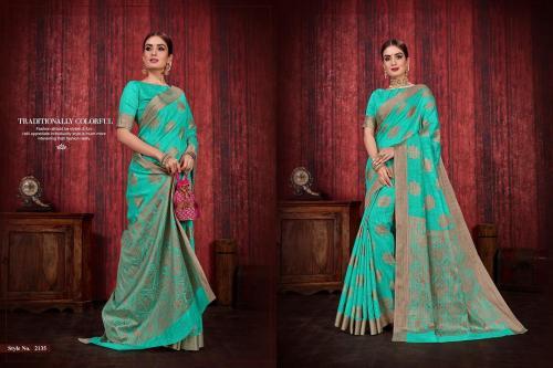 Elina Fashion Aasopalav Silk 2134 Price - 1190