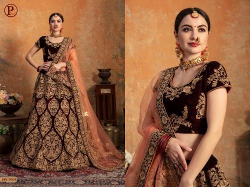 Payal Creation Wedding Heritage Vol-1 9001-9004 Series