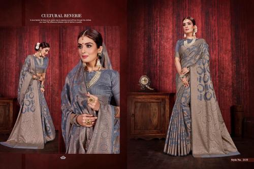 Elina Fashion Aasopalav Silk 2132 Price - 1190