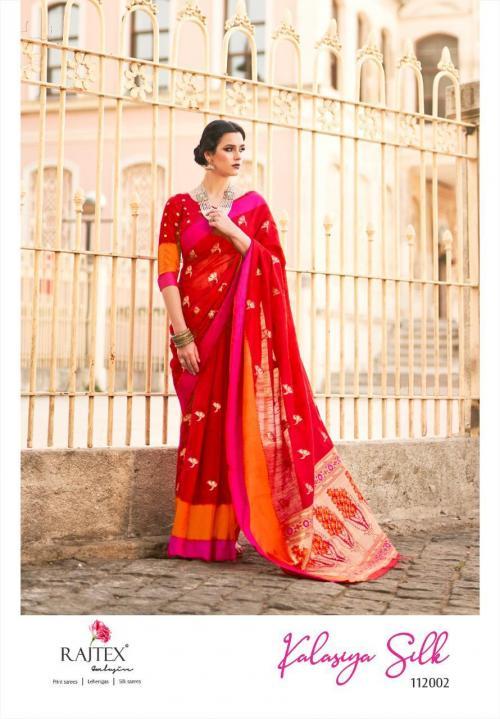 Rajtex Kalasiya Silk 112002 Price - 1400