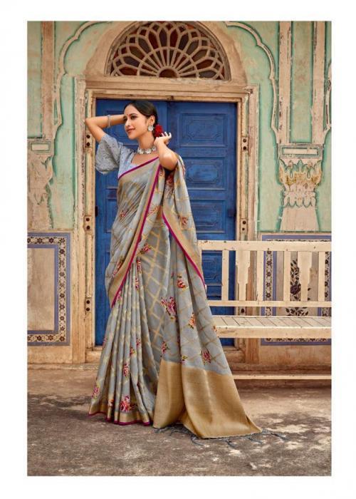 Lt Fabrics Musleen Silk 32004 Price - 1550