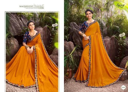 Saroj Saree Novelty 540001-540006 Series
