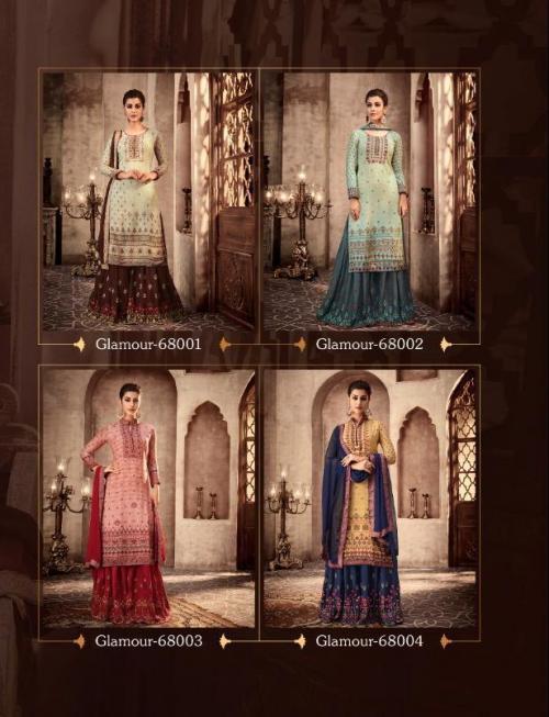 Mohini Fashion Glamour 68001-68004