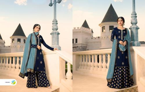 Vinay Fashion Kaseesh Benchmark 10591-10596 Series