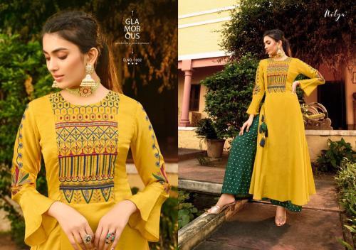 LT Fabrics Nitya NX 1002 Price - 1799