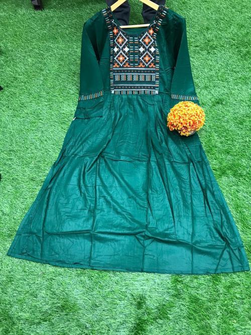 Non Catalog Nayra Cut Cotton Kurtis 102-A Price - 399