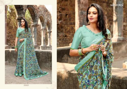 Mintorsi Saree Beauty Dream 20501-20511 Series