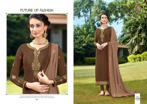 Tanishk Fashion Royal Silk 12908 Price - 795