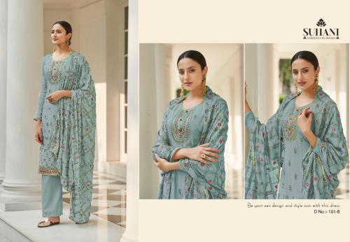 Mohini Fashion Suhani 101-B Price - 1945