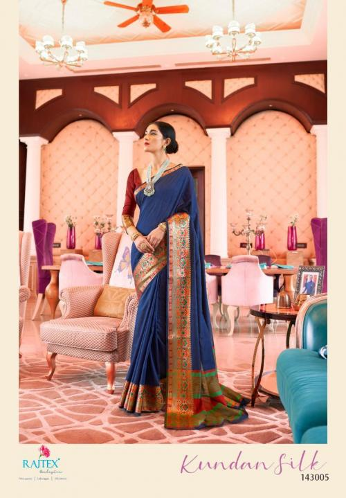 Rajtex Kundan Silk 143005 Price - 935