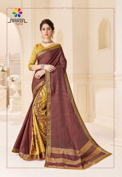 Aarza Grand Silk 13810 Price - 995