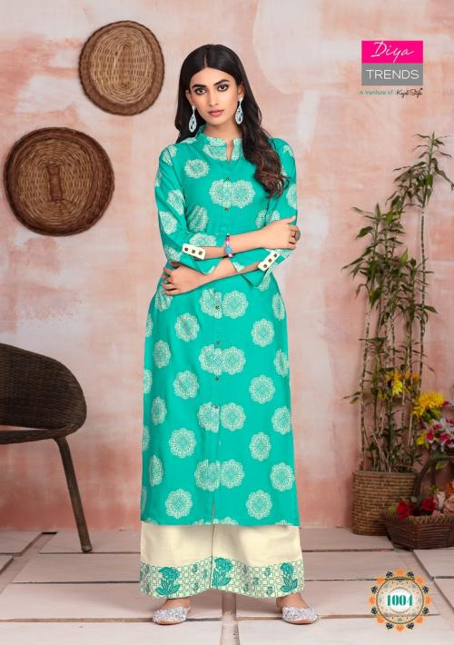 Diya Trendz Fashion Angel 1004 Price - 650