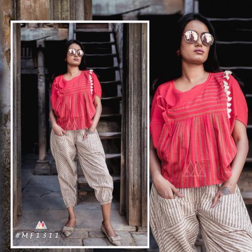 Mesmora Fashion Fanstasy Khadi MF 1311