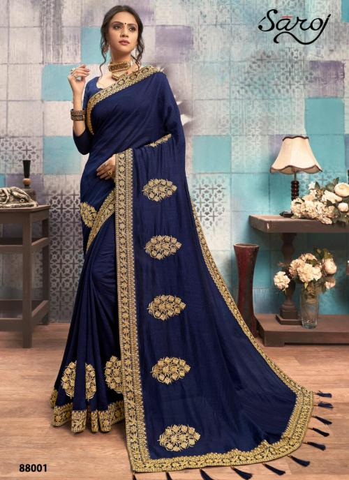 Saroj Saree Himanshi 88001-88006 Series