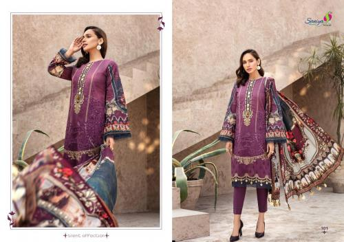 Saniya Trendz Iris Vol-2 101-104 Series